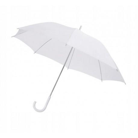 Parasol biały ślubny duży parasolka