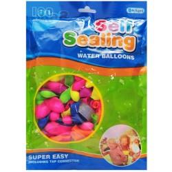 Bomby wodne balony na wodę do rzucania 100 szt