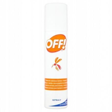 OFF! Protect Spray na komary i kleszcze 100 ml
