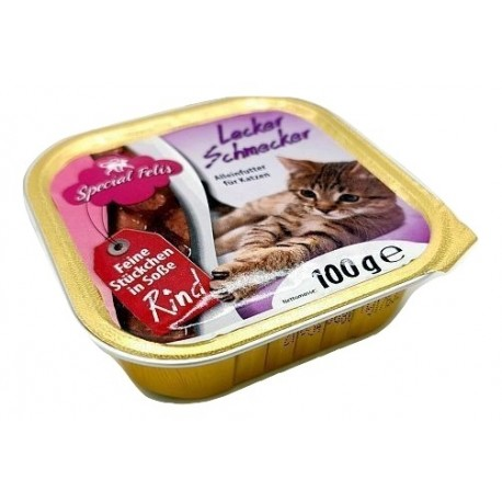 Mokra karma dla kota miękka 100g.