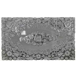 Cerata ażurowa na stół podkładka zmywalna obrus 100 x 60