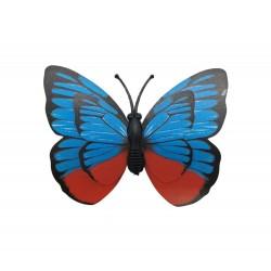 Magnes ozdobny na lodówkę motyl