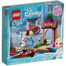 Oryginalne klocki LEGO Kraina Lodu 41155 DISNEY FROZEN Elsa na Targu