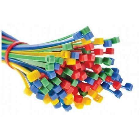 Opaski zaciskowe trytytki kablowe, 3 rozmiary, 30 szt.