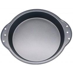 Forma blacha okrągła do pieczenia metalowa 22x22
