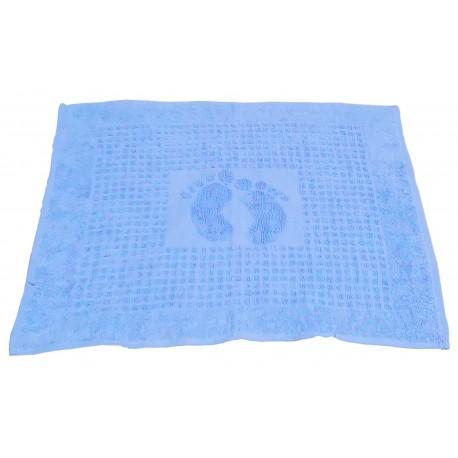 Ręcznik dywanik do stóp różne kolory 46x61