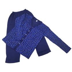 Piżama męska bawełniana r.XL