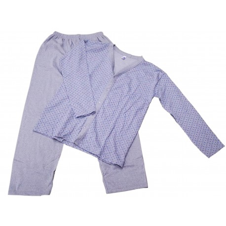 Piżama męska bawełniana r.M