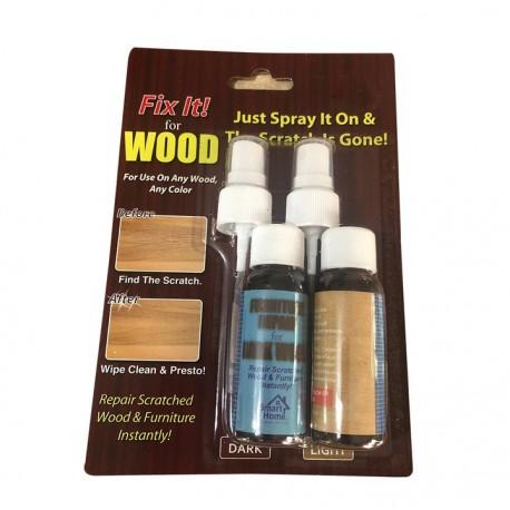 Preparat do usuwania rys Fix it for wood
