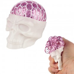 Gniotek czaszka antystresowa