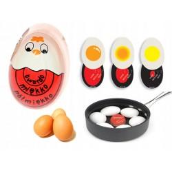 Minutnik czasomierz do gotowania jajek jajko timer