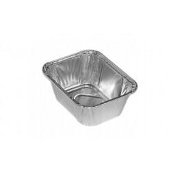 Foremka aluminiowa do pieczenia 500ml 10 sztuk