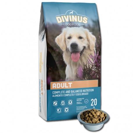 Karma dla psa Canun Supremus 20 kg dla psów dorosłych-właściwości odkażające