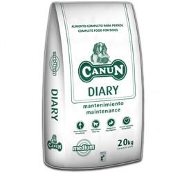 Karma dla psa Canun Diary 20 kg dla psów z nadwagą i dojrzałych