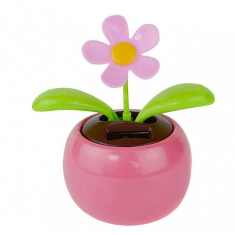 Tańczący kwiat solarny kwiatek kiwający FLIP FLAP MIX