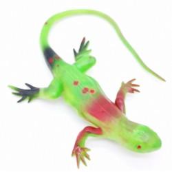Jaszczurka gumowa zabawka z gumy jaszczurki
