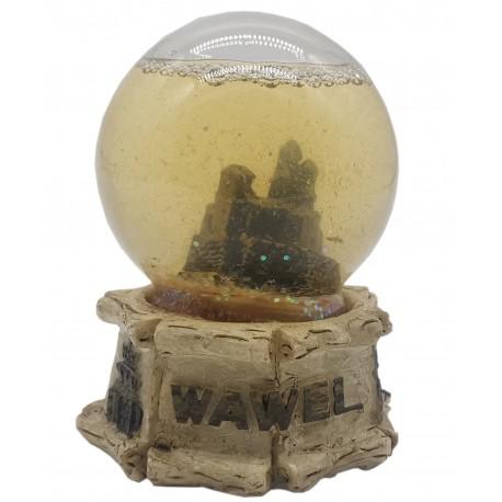 Kula śniegowa pamiątka - KRAKÓW WAWEL
