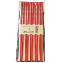 Pałeczki bambusowe do sushi 24cm KPL 10 szt