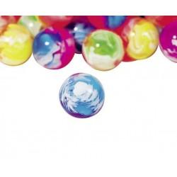 Piłeczka kauczukowa piłka kolorowa kauczuk