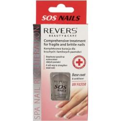 REVERS SOS NAILS Kompleksowa kuracja paznokci 10ml
