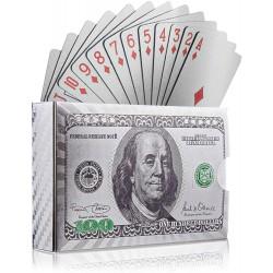 Karty do gry w pokera Dollar