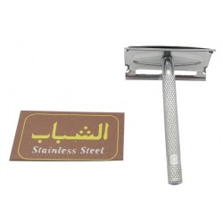 Maszynka do golenia z żyletką 3 częściowa