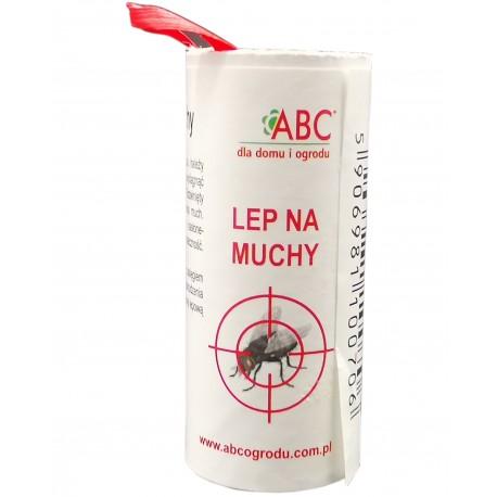 Lep ABC pułapka lepowa na muchy, muszki, komary