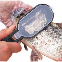 Skrobaczka nóż obierak skrobak do ryb łusek