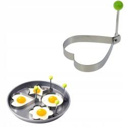 Forma foremka do smażenia jaj jajek sadzonych