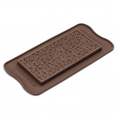 Forma silikonowa do czekoladek KAWA
