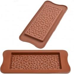 Forma silikonowa do czekoladek SERDUSZKA