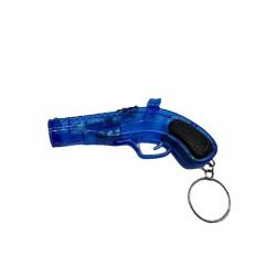 Brelok LED pistolet