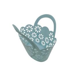 Koszyk plastikowy ażurowy pojemnik