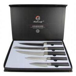 Zestaw komplet 5 szt noży szefa kuchni