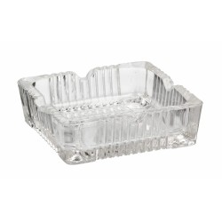 Popielniczka popielnica stołowa szklana