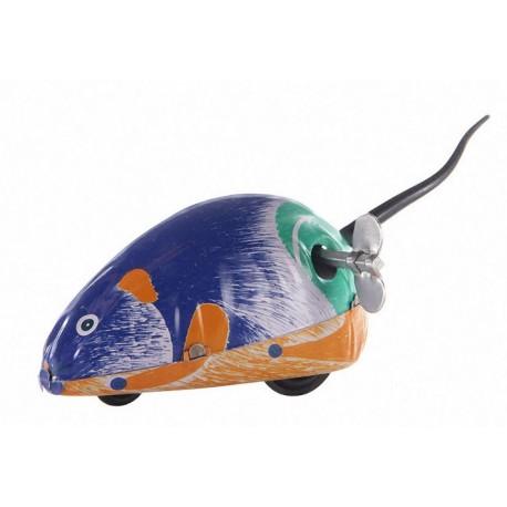 Mysz nakręcana dla dzieci i kota zabawka MIX