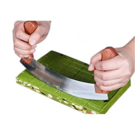 Siekacz nóż do ziół siekania ziół warzyw KOŁYSKA
