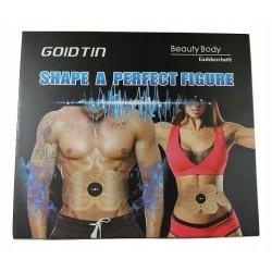 Odchudzający stymulator mięśni brzucha
