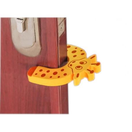 Zabezpieczenie na drzwi stoper piankowy podpórka