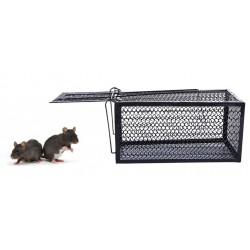 Pułapka klatka żywołapka na kuny szczury myszy