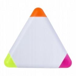 Zakreślacz 3 stronny trójkąt