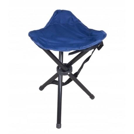 Składane krzesełko turystyczne wędkarskie