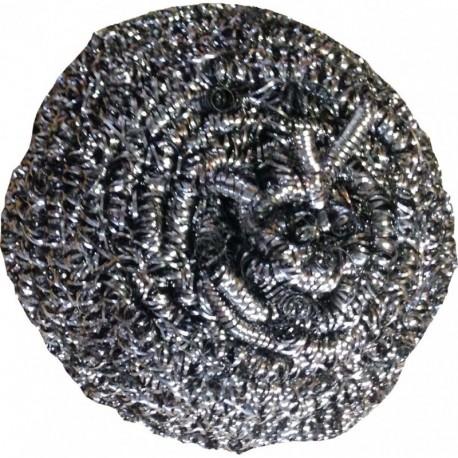 Zmywak druciak stalowy nierdzewny duży