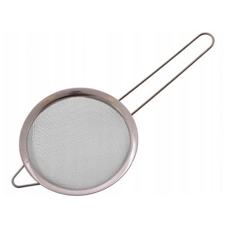 Sitko metalowe z uchwytem 10 cm