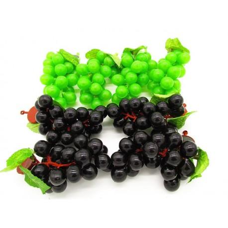 Magnes ozdobny na lodówkę winogrona