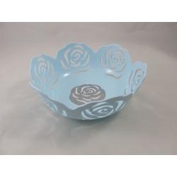 Miska koszyczek z motywem róży