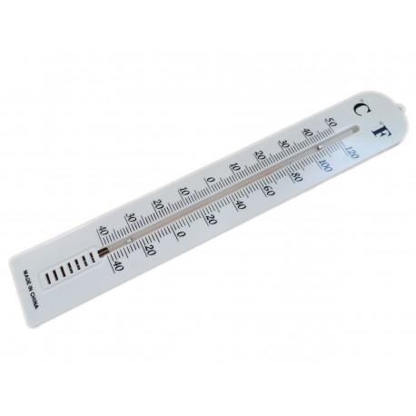 Termometr zaokienny zewnętrzny i wewnętrzny duży