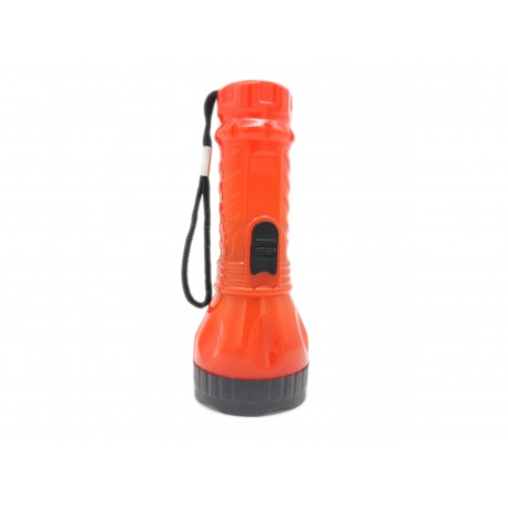 Podręczna mała kieszonkowa latarka led z baterią