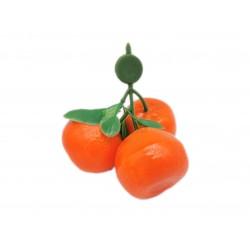Magnes na lodówkę duże owoce wiszące