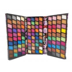 Paleta cieni do makijażu powiek oczu KISS ROSE, 120 różnych kolorów